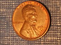 1950 D LINCOLN WHEAT BACK PENNY.
