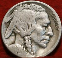 1921 S SAN FRANCISCO MINT  BUFFALO NICKEL