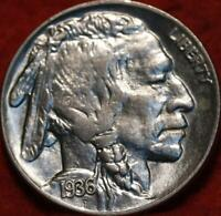 UNCIRCULATED 1936   PHILADELPHIA MINT  BUFFALO NICKEL