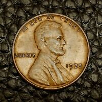 1935-P LINCOLN WHEAT CENT IN AU CONDITION  $20 ORDERS SHIP FREE