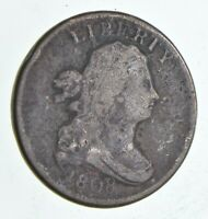 1808 DRAPED BUST HALF CENT   CHARLES COIN COLLECTION  048