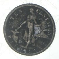 ROUGHLY SIZE OF DIME 1945 PHILIPPINES 10 CENTAVOS   WORLD SI
