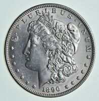 1890-S MORGAN SILVER DOLLAR 6918