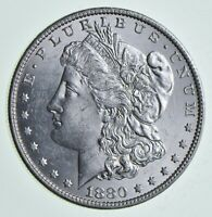 1880-O MORGAN SILVER DOLLAR 6871