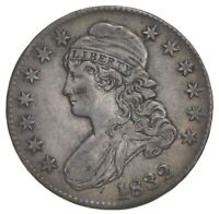 1832 CAPPED BUST HALF DOLLAR 6778