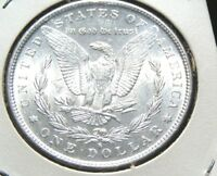 1891 - S $1 MORGAN SILVER DOLLAR  CLEAN COIN PRIVATE SELLER 30 DAY GUARANTEE