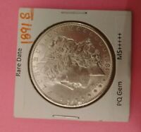 1891-S MORGAN SILVER DOLLAR M S