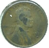 1929-D  LINCOLN WHEAT CENT.   AUTHENTIC WHEAT CENT.