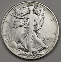 1928-S WALKING LIBERTY HALF.  HIGH GRADE.  116301   INVENTORY G