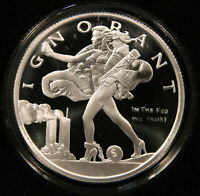 2016 SBSS BLINDED LIBERTY. PROOF 1 OZ SILVER SHIELD BOX & COA 172 OF 830