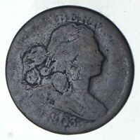 1803 DRAPED BUST LARGE CENT - CIRCULATED 9241