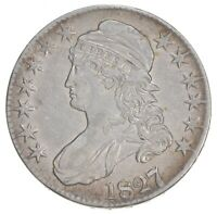 1827 CAPPED BUST HALF DOLLAR 5713