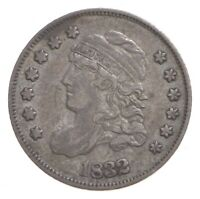 1832 CAPPED BUST HALF DIME   CHARLES COIN COLLECTION  624