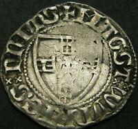 TEUTONIC ORDER SCHILLING ND   SILVER   ULRICH I.  1407 1410