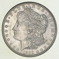 1889-S MORGAN SILVER DOLLAR 3841