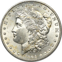 1894-S MORGAN DOLLAR MINT STATE 64, PCGS S$1 C00049067