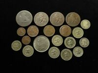 BELGIUM COLLECTION OF 20X COINS 18TH TO 20THC
