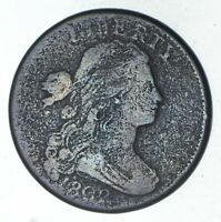 1802 DRAPED BUST LARGE CENT - CIRCULATED 9234