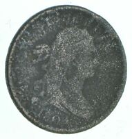 1/2C   HALF CENT   1801 DRAPED BUST UNITED STATES   HALF CEN
