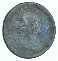 1/2C   HALF CENT   1804 DRAPED BUST UNITED STATES   HALF CEN