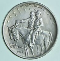 1925 STONE MOUNTAIN COMMEMORATIVE HALF DOLLAR   CHARLES COIN