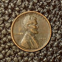 ITM-2464 1919 D LINCOLN CENT  AU CNDTN  $20 ORDERS SHIP FREE