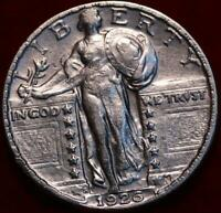 UNCIRCULATED 1926 S SAN FRANCISCO MINT SILVER STANDING LIBER