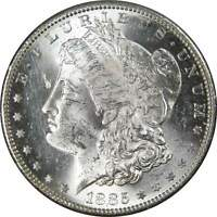 1885 S $1 MORGAN SILVER DOLLAR US COIN BU UNCIRCULATED MINT STATE