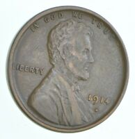1914-S LINCOLN WHEAT CENT 8906