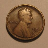 1909 S LINCOLN CENT PENNY   FINE TO VERY FINE CONDITION   47