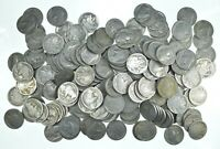 LOT NO DATE BUFFALO INDIAN NICKELS COLLECTION 5 ROLL 200 US