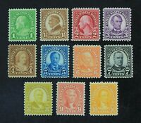 CKSTAMPS: US STAMPS COLLECTION SCOTT632 634 635 642 MINT NH