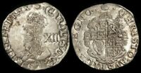 GREAT BRITAIN 1625 49 CHARLES I 1/ . TOWER MINT UNDER THE KI