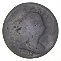 1808 DRAPED BUST HALF CENT   CHARLES COIN COLLECTION  365