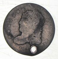 1830S CAPPED BUST HALF DIME   CHARLES COIN COLLECTION  561