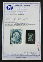 CKSTAMPS: US STAMPS COLLECTION SCOTT21 1C FRANKLIN USED WITH