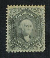 CKSTAMPS: US STAMPS COLLECTION SCOTT70B 24C WASHINGTON USED