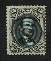 CKSTAMPS: US STAMPS COLLECTION SCOTT77 15C LINCOLN USED CV$1