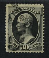 CKSTAMPS: US STAMPS COLLECTION SCOTT143 30C HAMILTON USED SP