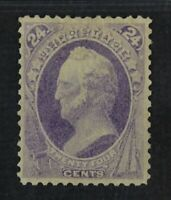 CKSTAMPS: US STAMPS COLLECTION SCOTT153 24C MINT H OG LIGHTL