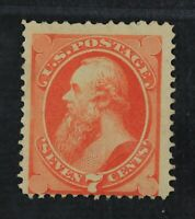 CKSTAMPS: US STAMPS COLLECTION SCOTT160 7C UNUSED REGUM