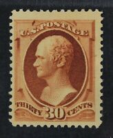 CKSTAMPS: US STAMPS COLLECTION SCOTT217 30C HAMILTON MINT HR