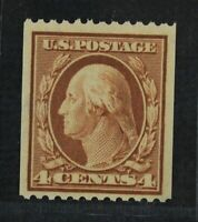 CKSTAMPS: US STAMPS COLLECTION SCOTT350 4C WASHINGTON MINT N