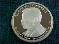 2013 S THEODORE ROOSEVELT PRESIDENTIAL DOLLAR  PROOF
