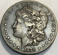 USA - MORGAN DOLLAR - 1879-S -  FINE