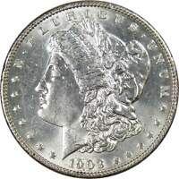 1903 $1 MORGAN SILVER DOLLAR COIN AU ABOUT UNCIRCULATED