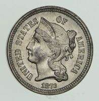 1873 NICKEL THREE-CENT PIECE 2265