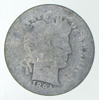 1894 O BARBER DIME   CHARLES COIN COLLECTION  760