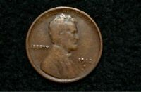 1912-S LINCOLN CENT  VG DETAILS