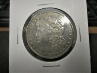 1883-0 MORGAN SILVER DOLLAR   GOOD  CONDITION-90 SILVER--5